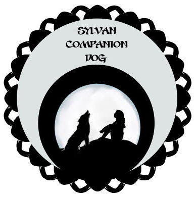 Sylvan Companion Dog Logo